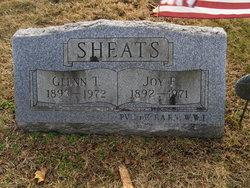 Joy Ernest Sheats