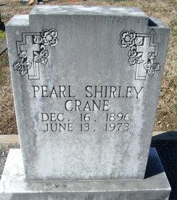 Pearl <i>Shirley</i> Crane
