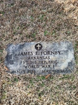 Pvt James Earnest Formby