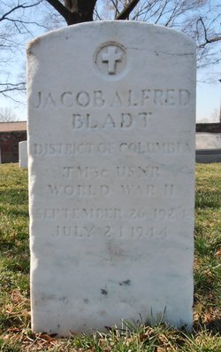 Jacob Alfred Bladt