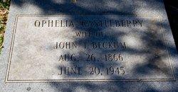 Ophelia <i>Castleberry</i> Beckum