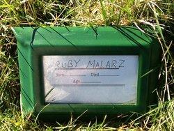 Ruby Malarz