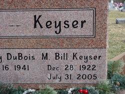 Maurice W. Bill Keyser