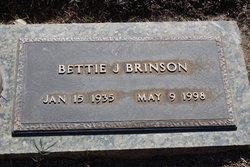Bettie J Brinson