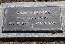 Joseph M Brinson