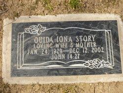 Ouida Iona Story