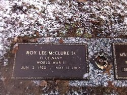 Roy Lee Lee McClure, Sr