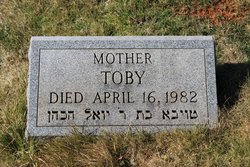 Toby <i>Kaplan</i> Epstein