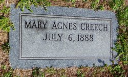 Mary Agnes <i>Cherry</i> Creech