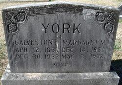 Galveston Fernando York
