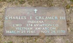 Charles F. Creamer, III