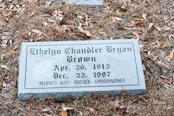 Ethelyn <i>Chandler</i> Brown