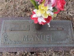 John Wendell Manuel