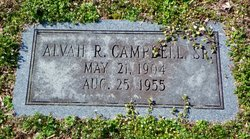 Alvah R Campbell