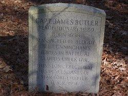 Capt James Butler