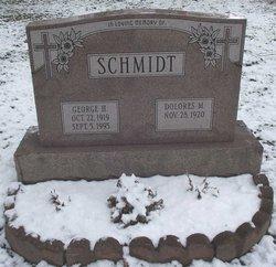 George H Smitty Schmidt