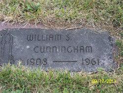 William S Cunningham