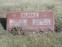 Rose M <i>Straub</i> Burke