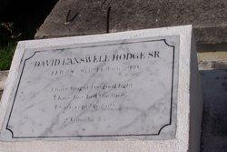David Lanswell Hodge