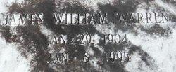 James William Warren