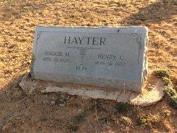 Henry Coleman Hayter