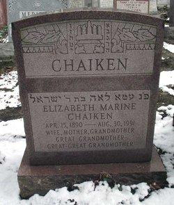 Elizabeth Chaiken