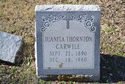 Juanita Mrs R.S. <i>Thornton</i> Carwile