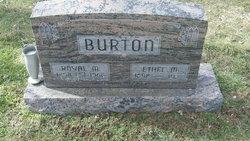 Ethel M <i>House</i> Burton