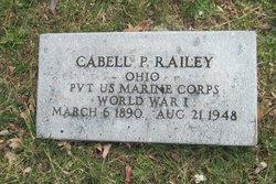 Cabell Percival Railey, Jr