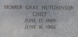 Homer Gray Chief Hutchinson