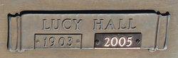 Lucy <i>Hall</i> Thornton