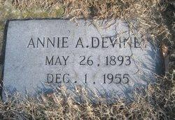 Annie A. Deviney