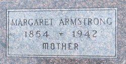 Margaret <i>Minton</i> Armstrong