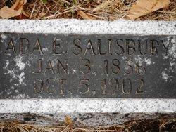 Ada E Salisbury