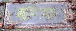 Anita F Jordan