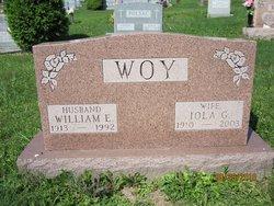 Iola Garnet <i>Roddy</i> Woy