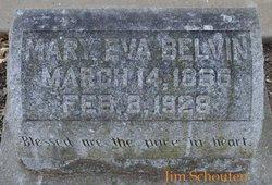 Mary Eva Belvin