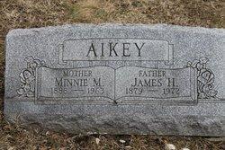 Minnie M Aikey
