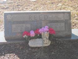 Minnie V Reed