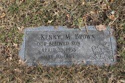 Kenny M Brown