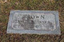 Kenneth E. Brown