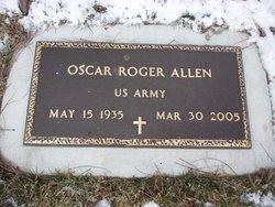 Oscar Roger Allen