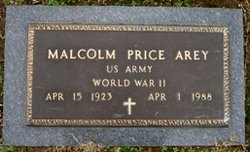 Malcolm Price Arey