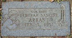 Deborah Nancine Arrant