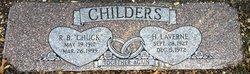 Helen Laverne <i>Hudson</i> Childers