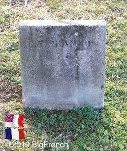 Pvt Thomas Earl Shannon
