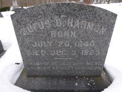 Rufus Brown Harmon