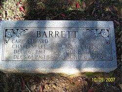 Carl Edward Barrett