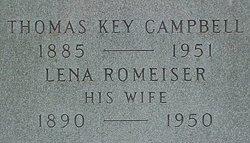 Lena Brock <i>Romiser</i> Campbell