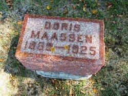 Dorris Maassen